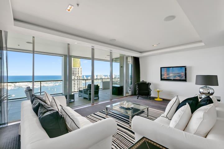 Ultimate Penthouse, Gold Coast - Southport - Flat