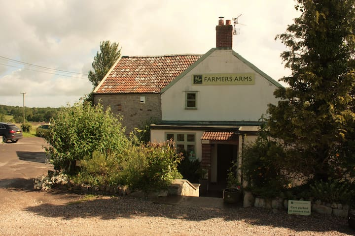 Farmers Arms Wet Hatch - Somerset - Bed & Breakfast