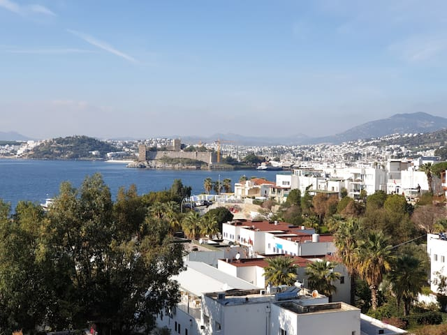 Boutique Residance in Bodrum, with an amazing view