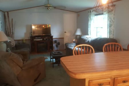 Perfect 2 bed 2 bath mobile home - Jackson