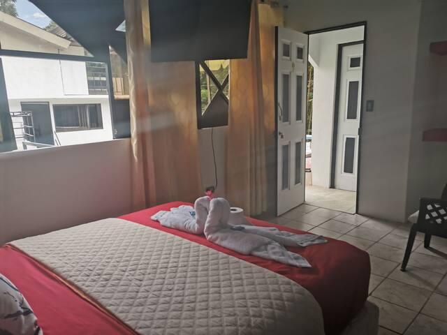 Habitación # 3 para pareja