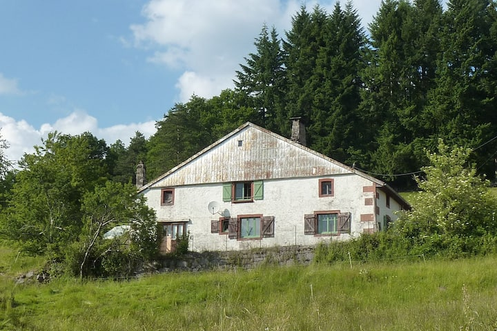 house perfect for hikers, 10 miles from Gerardmer