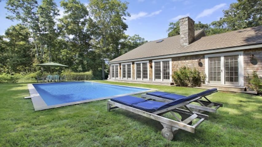 East Hampton Newly Available for Year Round