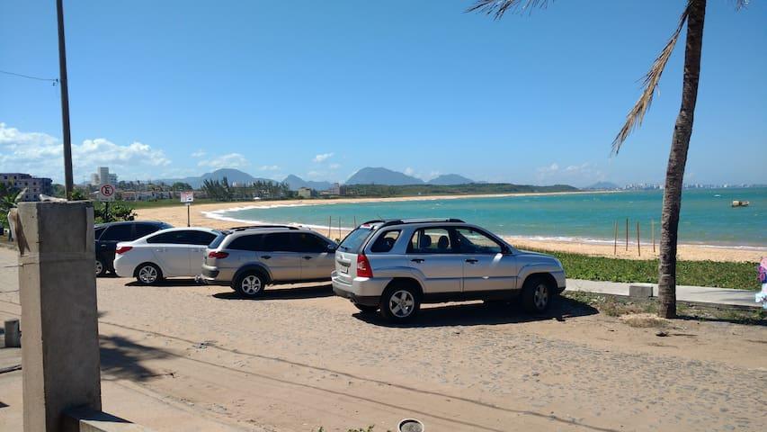 Casa de frente para a praia na Enseada Azul! - Guarapari - Rumah liburan