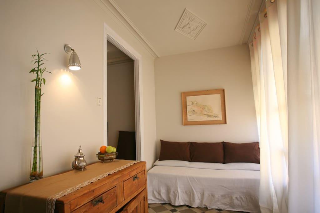 Deluxe double room en suite - sleep up to 3 people