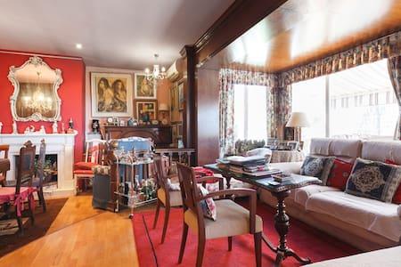 Habitación y baño en la misma planta con terraza - Sant Feliu de Llobregat - Apartmen