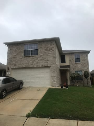 Wonderful home (3 bdr, 2 bth) cozy! - Cibolo - Casa