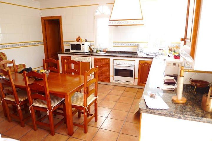 Ideal para vacaciones en familia - Moguer - Casa