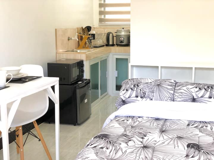 NEW & Cozy Budget Pad in Cebu with WiFi Access