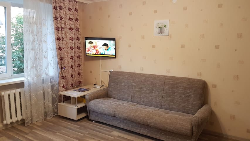 Apartment near Kalinin Park