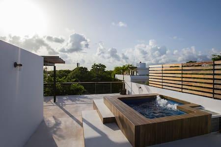 Casa privada de lujo en Puerto Morelos