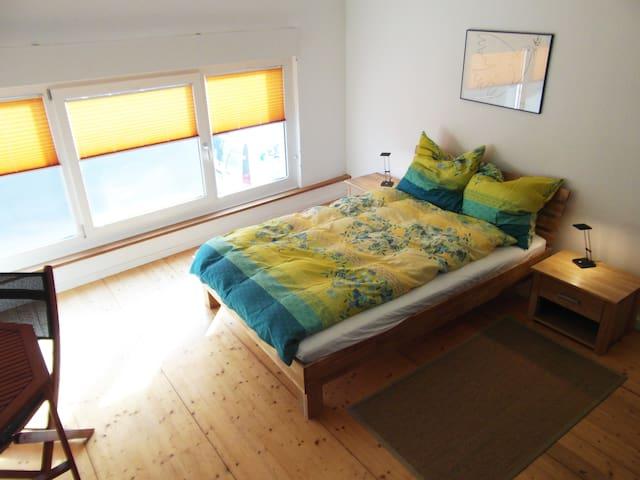 Gemütliche 40 qm Wohnung naturnah & zentral
