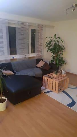 2.5 Zi. Wohnung Muttenz BASELWORLD - Muttenz - Apartamento