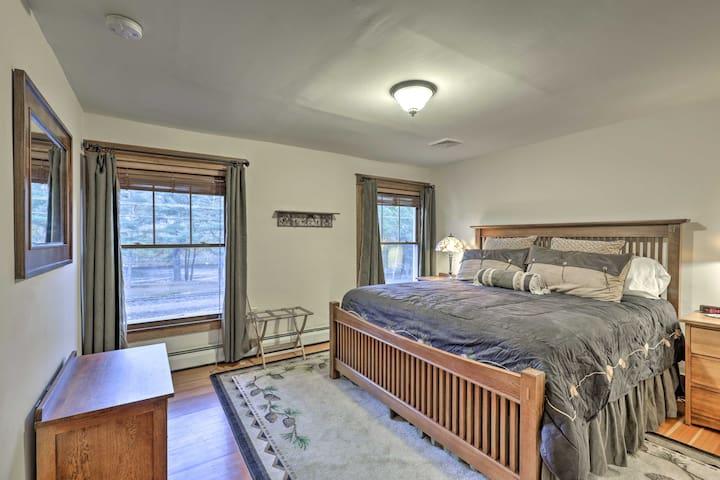 Bedroom #4 - Chatiemac (K)