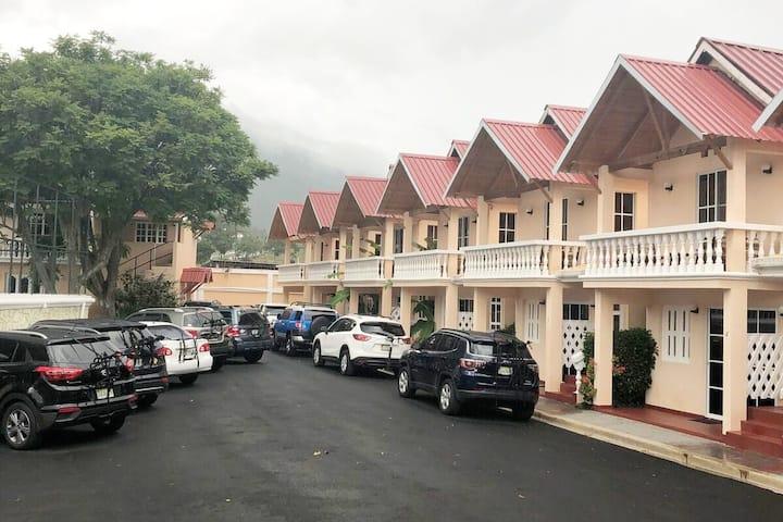 Villa con dos camas - Hotel Constanza