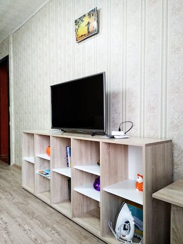 Уютная двухкомнатная квартира на Кольцова 2