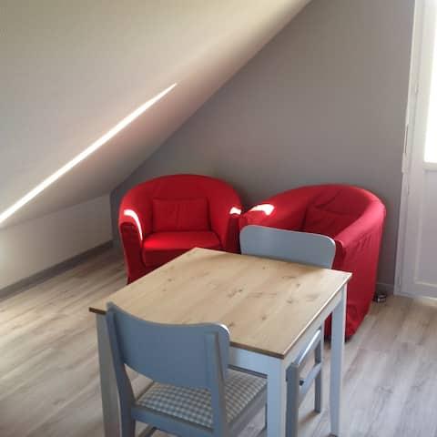 Appartement proche de Montreuil sur mer