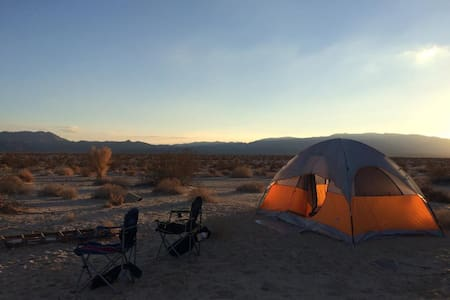 BYO Tent/RV @ OffGrid Joshua Tree Desert Campsite - 约书亚树