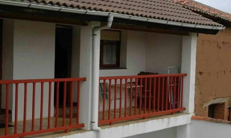Apartamento en un pueblo de Castilla y León