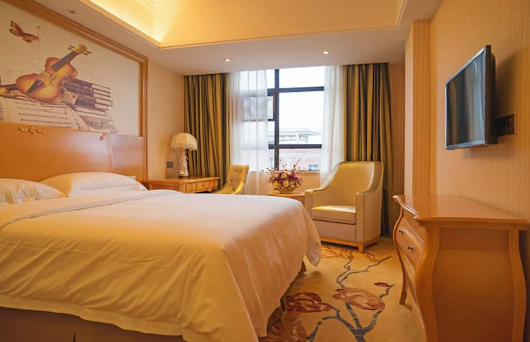 维也纳酒店精品商务房 - Yunfu - Boutique hotel