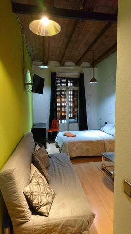 Apartment in Zona Centro Barcelona. - Barcelona - Appartement