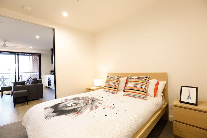 CBD view + Free parking+Wifi 905 - Saint Kilda