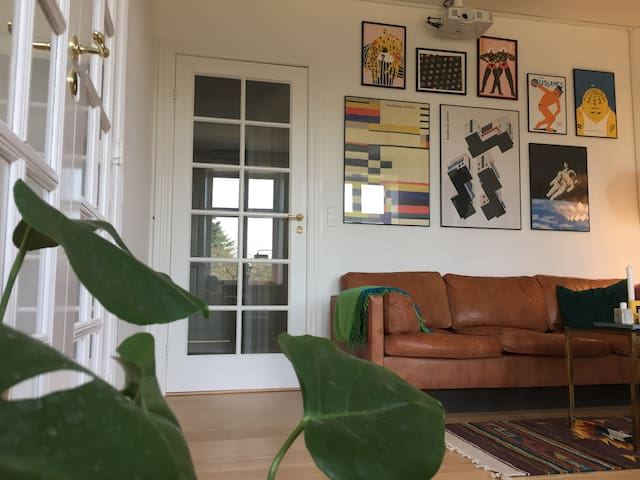 Cozy apartment w. balcony in the heart of Nørrebro
