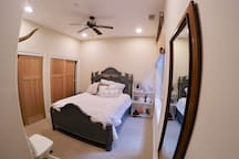 2nd Bedroom with bath