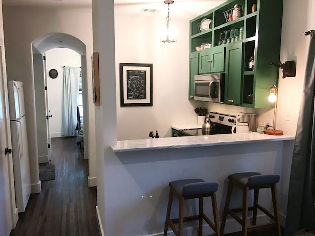Cozy apartment near SoCo, minutes from downtown - Austin