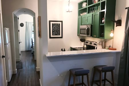 Cozy apartment near SoCo, minutes from downtown - Austin - Apartment