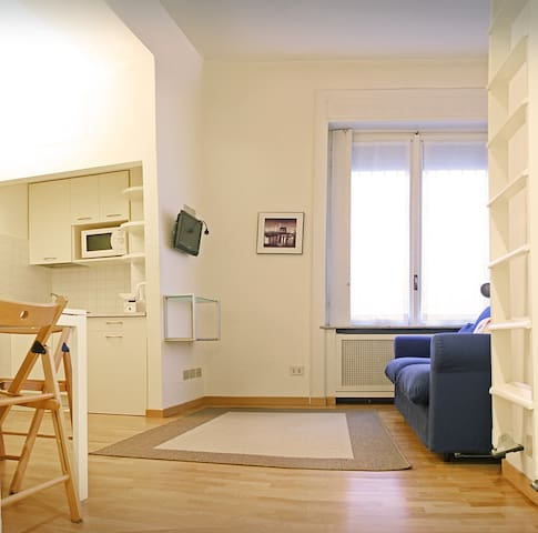 Nice Studio Flat in Amendola Fiera