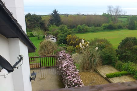 Beautiful House with sea views - Gorey - House