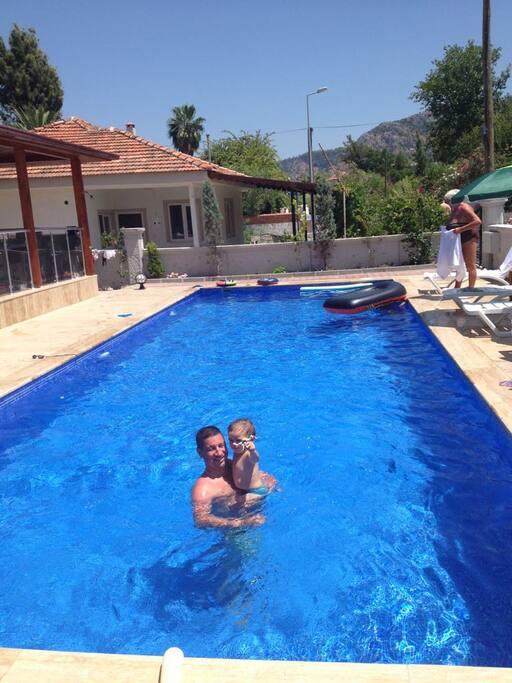 • Swimming pool
