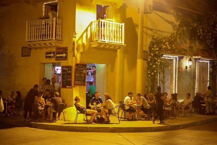 Inside Cartagena Tips