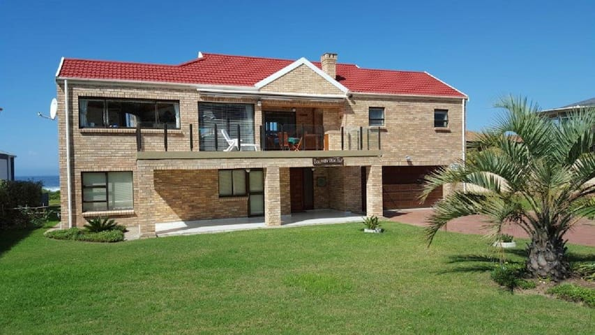 House Dolphinview Groundfloor Flat - Groot Brakrivier - Apartment