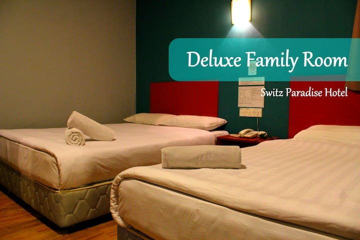 Deluxe Family Room