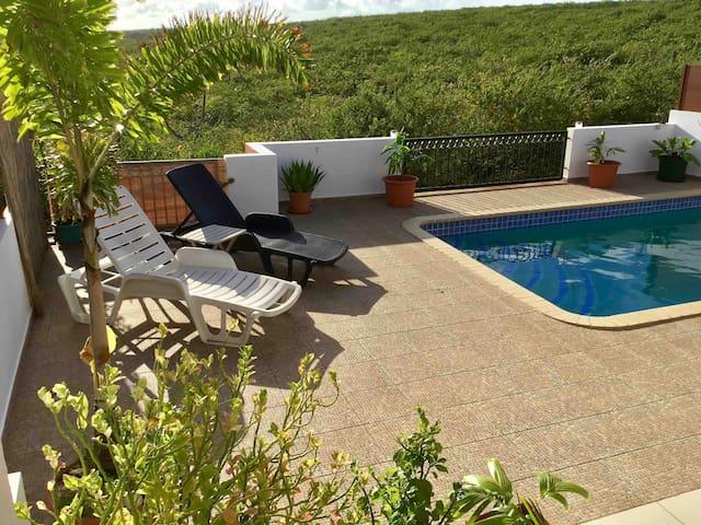 Swimming Pool, Sea Views, Breezy & Quiet