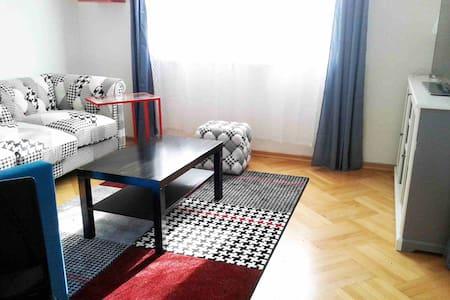 90 m² modernes Apartment Uni-Nähe - Klagenfurt am Wörthersee