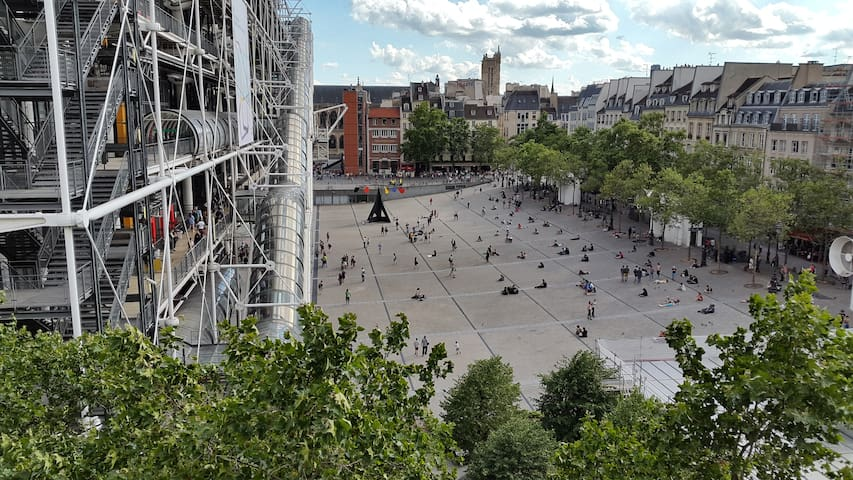 Nice studio in the heart of Paris,