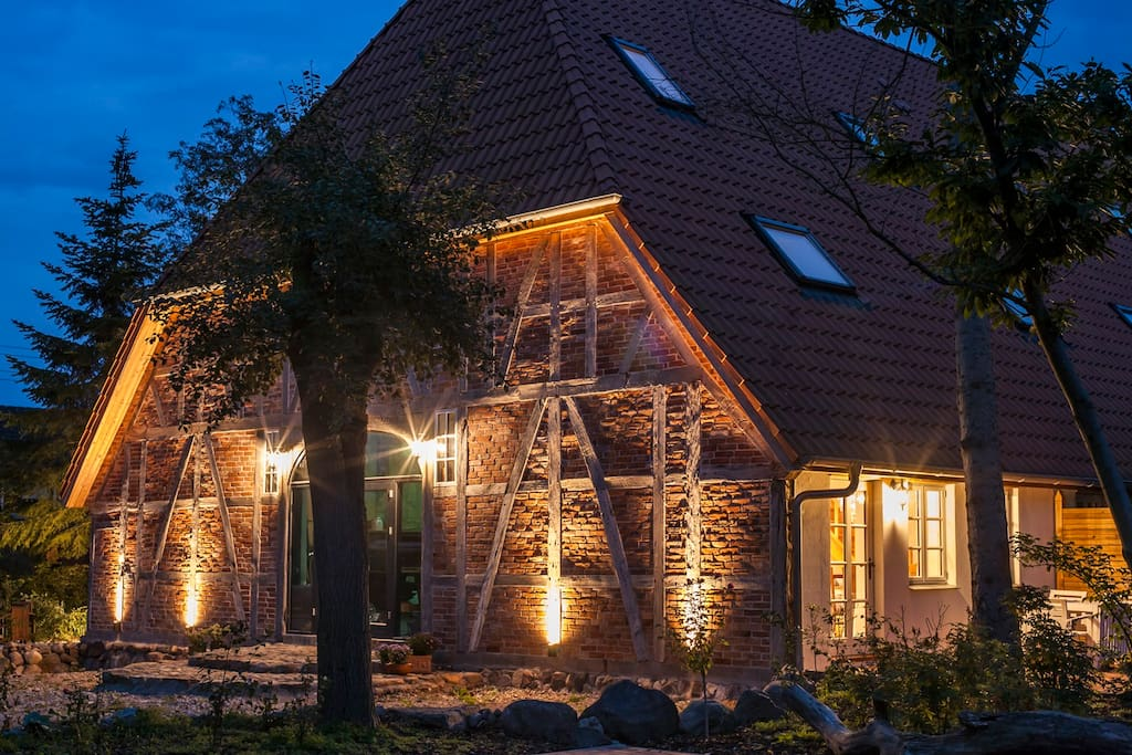 Luxus im fast 200 Jahre altem Bauernhaus