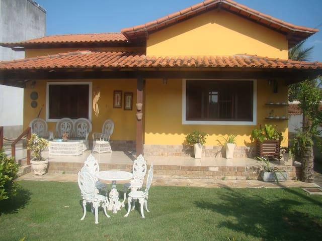GUEST HOUSE TIA LILA QUARTO2 - Saquarema - House