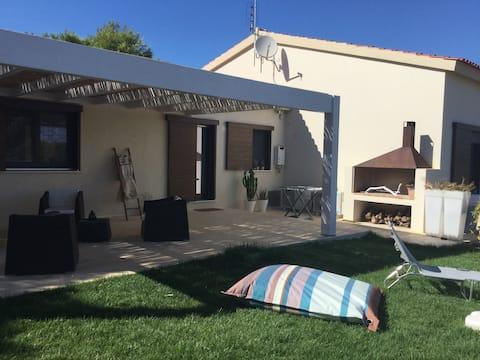 SARDEGNA - Relax Luxury House S'Arena Scoada