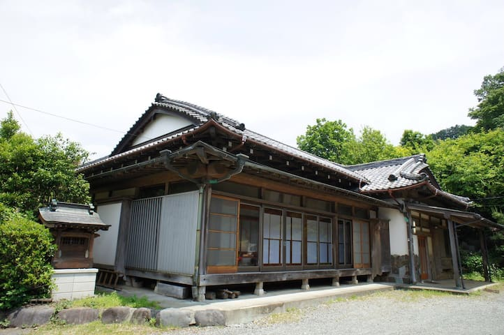 Homestays in Japanese traditional house in Hadano - Hadano-shi - Vila