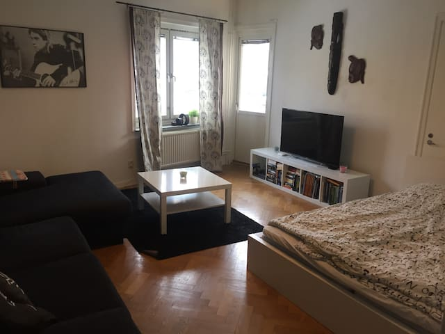 Cozy apartment in central Örebro - Örebro - Huoneisto