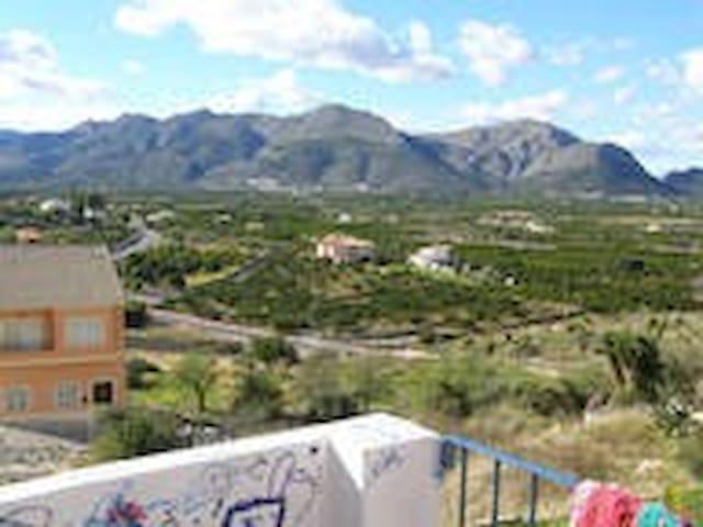 Casa de Pueblo Magnificas Vistas - Benidoleig