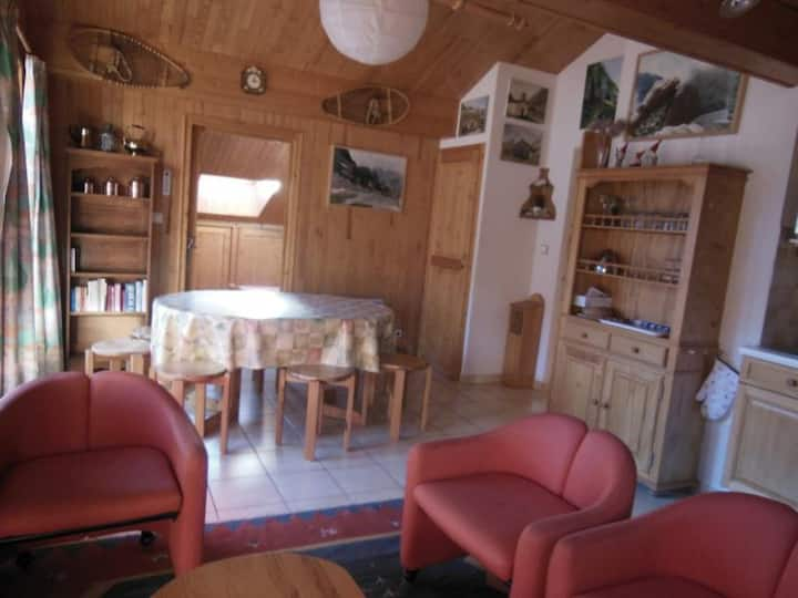 CHAMPAGNY - 6 pers, 40 m2, 3/3