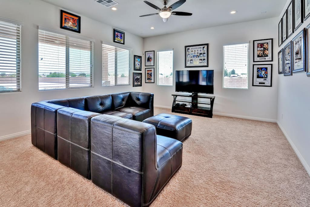 You'll love the spacious and welcoming interior.