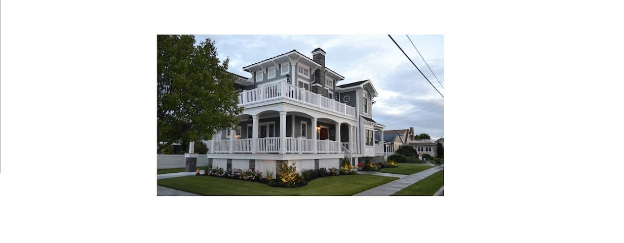 Stone Harbor, NJ Beach House - Stone Harbor - 一軒家