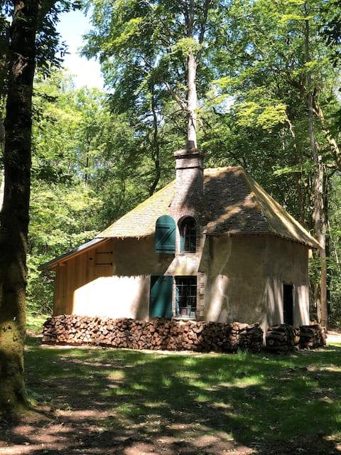 Tiny House into the wild, en forêt du Perche.