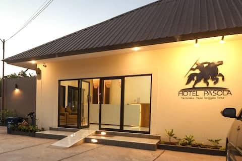Hotel Pasola Sumba dengan harga terjangkau